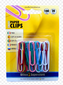 Blister Pack Cards For Stationery